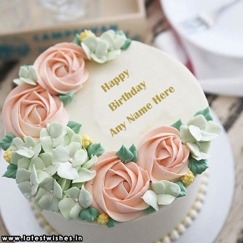 Terrific Write Name On Most Beautiful And Stylish Birthday Cake With Funny Birthday Cards Online Alyptdamsfinfo