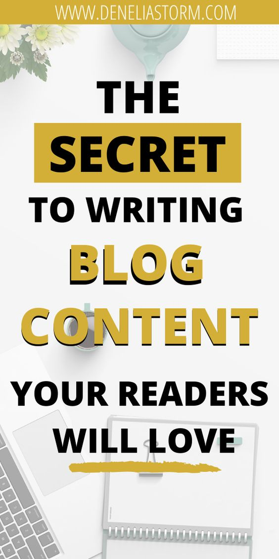 How to write blog content your readers will love. Learn how to create blog content and plan content for your blog. Improve your blog content strategy and get more blog content ideas. Click to learn more!