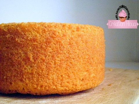 victoria sponge cake - recette de base pour cake design ...