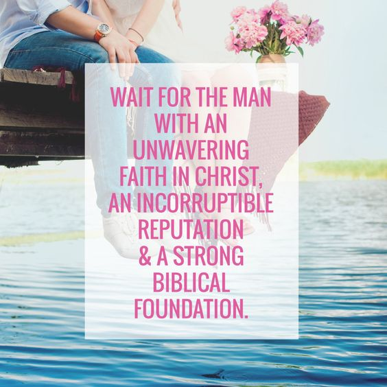The Three C's for Single Christian Women: