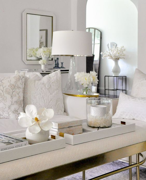 Hugedomains Com Gold Home Accessories, Living Room Decorative Accessories