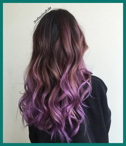 Try Easy Cute Colors To Dye Brown Hair 504071 20 Purple Ombre Hair Color Ideas Using Step By Step H Hair Color Purple Purple Hair Color Ombre Purple Ombre Hair