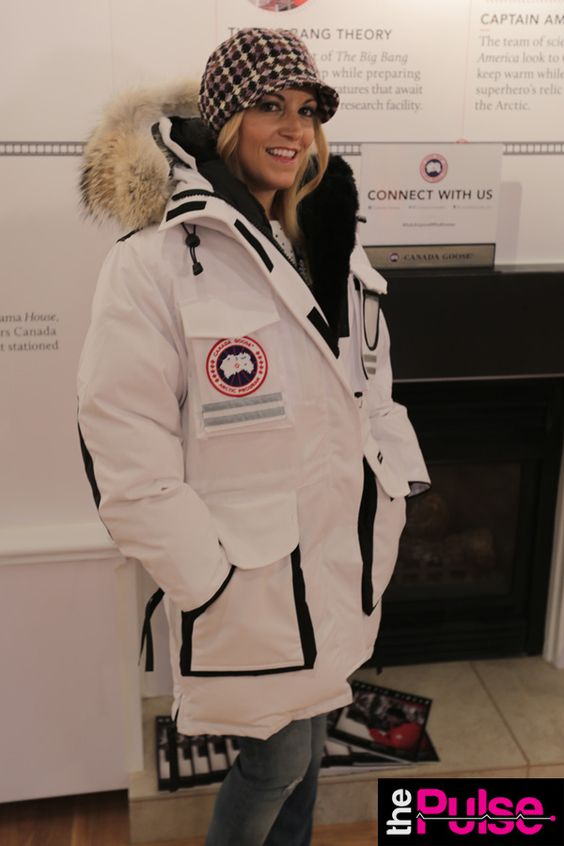Canada Goose womens online discounts - Canada Goose jacket at Sundance Film Festival | What I am wearing ...