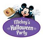 #Ticket  Mickeys Halloween Party 10/5 Wednesday Disneyland 1 Printed Ticket Anaheim CA #Canada