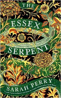 The Essex Serpent (Jan) DIDN'T FINISH:
