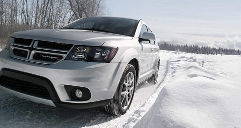 The 2019 Dodge Journey From Your Dodge Dealership Near El Paso Tx