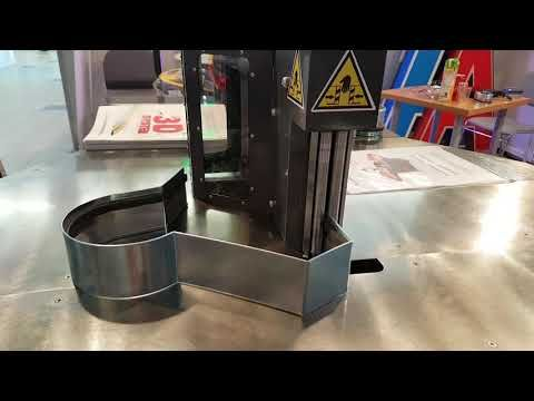 Automatic Channel Letter Bender Machine Made In Poland By 3d System Youtube Channel Letters Lettering How To Make