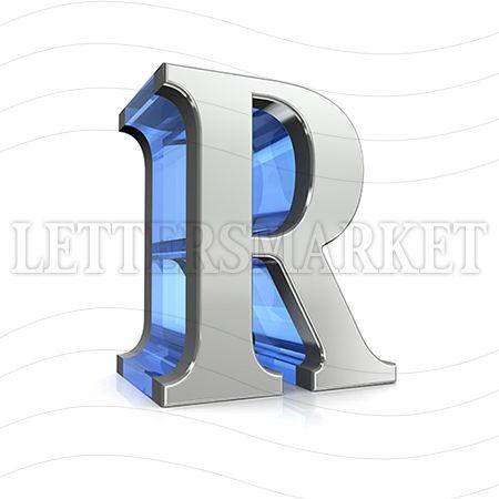 Letter R Images 3d Images Pinterest • The worl...
