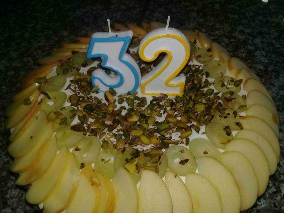 كيكة عيد ميلاد زوجي ربي يخليلي إيا زاكي Birthday Candles Candles Birthday