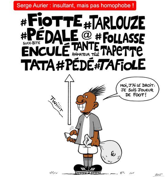 JoanMira - 8 - Lex Talionis: Les frasques de Serge Aurier du PSG! Suite...