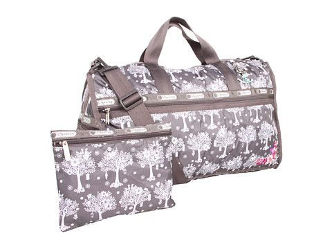 LeSportsac Large Weekender with Charm