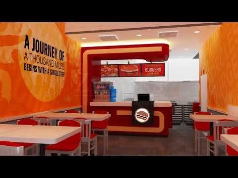 مصمم ديكور داخلي تصميم ديكور محلات تجارية و مطاعم و ستاندات معارض و واجهات فلل وشقق Motor