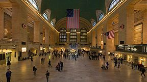 Welcome to the Big Apple!   Grand Central Terminal, NYC