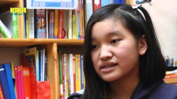 Minh Anh - Leben auf Vietnamesich -Người con gái Việt Nam sống ở Germany