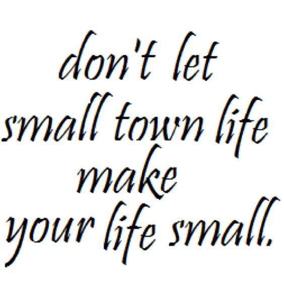 Small Towns, Don't Let And Chris Colfer On Pinterest