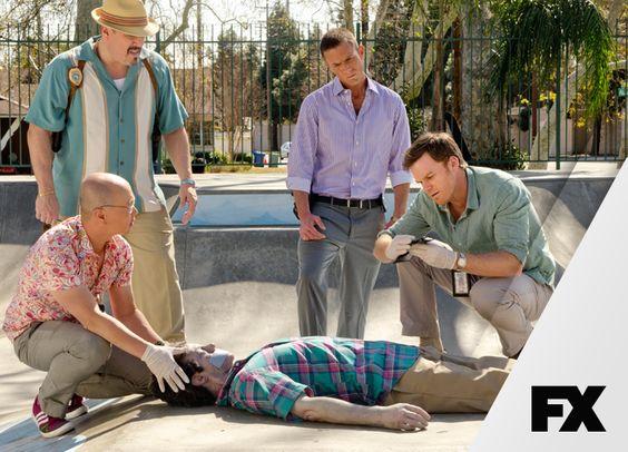 Miami Metro está atrás de uma pista de um assassino em série com uma misteriosa   mensagem.  Dexter - Última temporada, domingos, 23h  #AssistoFX Confira conteúdo exclusivo no www.foxplay.com
