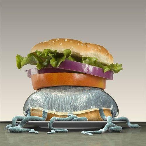 jellyfish burger - beck jacquet