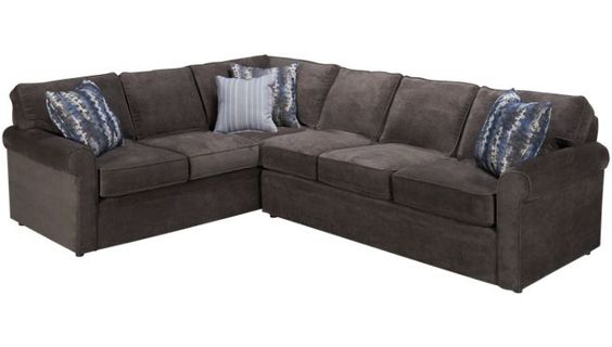 Rowe Brentwood 2 Piece Sectional Sectionals For Sale In Ma Ri And Nh At Jordan 39 S