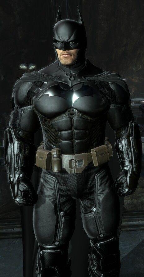 Batman Begins custom skin for Arkham Origins