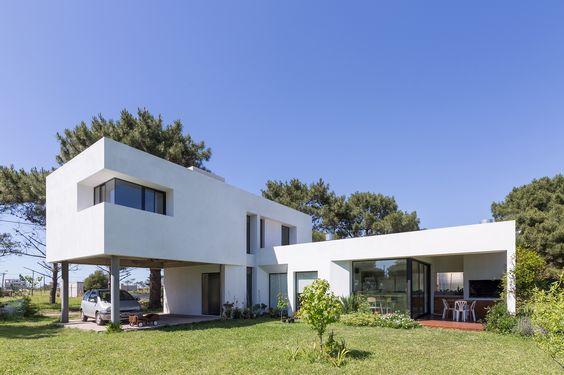 Casa Lucerna, Mar del Plata, Argentina - Moirë Arquitectos - foto: Ramiro Sosa