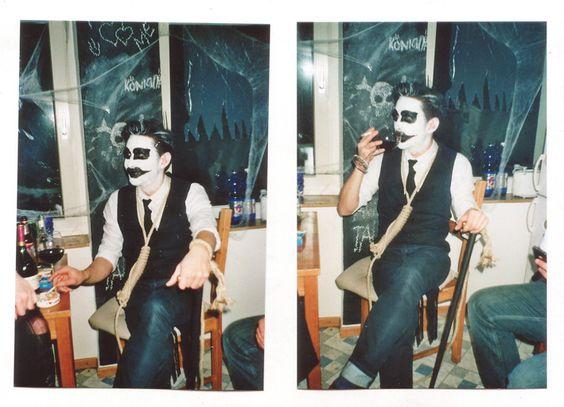 Halloween Partydekoration (von Kathi Kluczny) / Kostümidee (Danny Schuster)