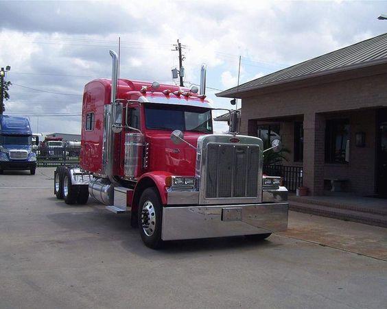 Peterbilt 379 Sleeper Trucks For Sale Peterbilt 379 Semi Trucks For Sale Peterbilt