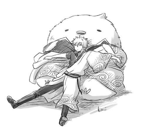 Gintama おしゃれまとめの人気アイデア Pinterest Green Tea 銀魂 イラスト 面白い漫画 アニメ 銀魂