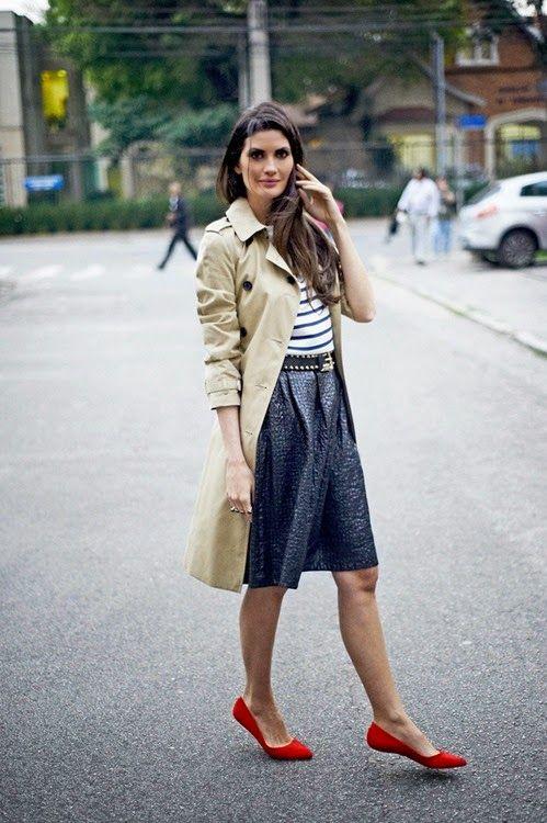 Virtuosas com Estilo: Looks para inspirar: sapatilhas!!: