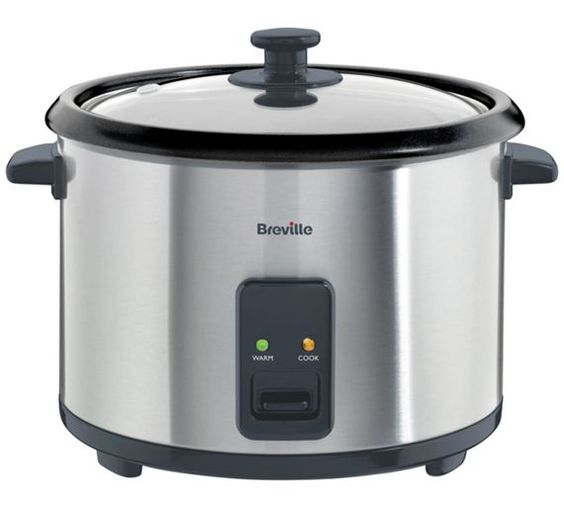 buy breville rice cooker and steamer   st steel at argos co uk visit argos co uk to shop online for rice cookers and steamers small kitchen appliances     buy breville itp181 1 8l rice cooker and steamer   st steel at      rh   za pinterest com