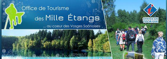 Vos vacances aux Pays des Mille Etangs, en Haute-Saône