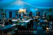 Tented Reception Amanda + Stacy | Stage Right
