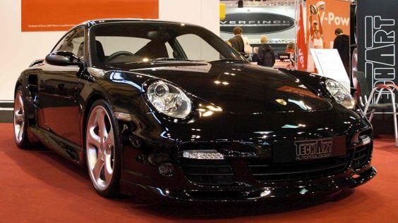 Porsche 911 Turbo foto