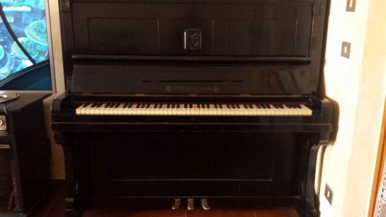 Pianoforte verticale Schneider & Sohn