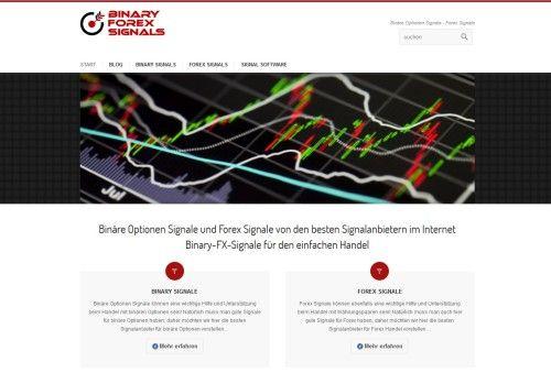 Forex signale gratis