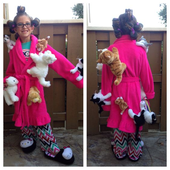 Crazy Cat Lady costume for next year! | cats | Pinterest ...