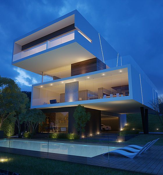 21 The Most Unique Modern Home Design In The World New House Designs Exterior Architecture Design House Exterior