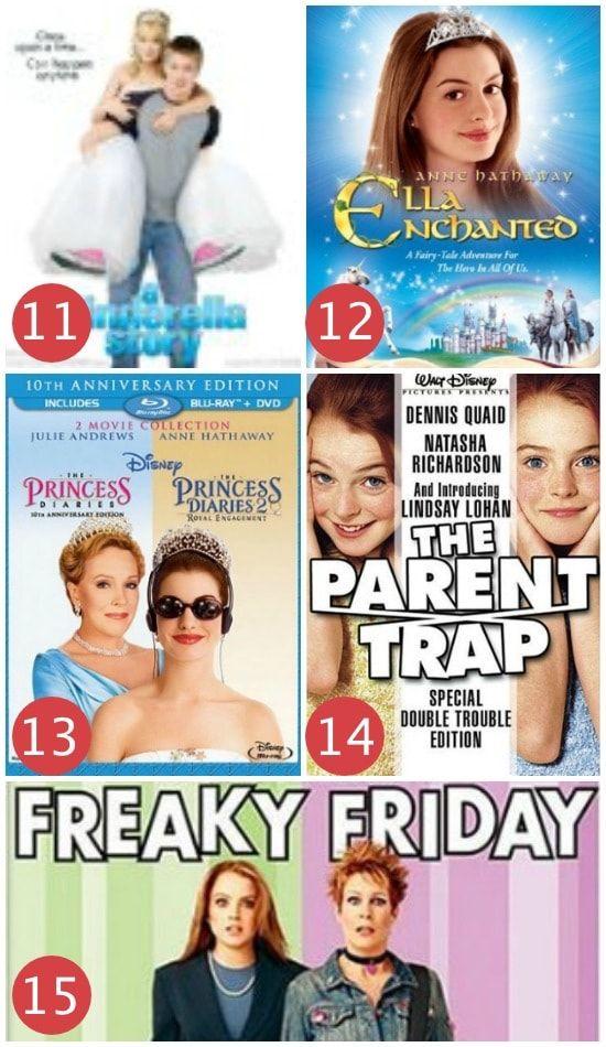 101 Family Friendly Movies Family Movie Night Family Movies Movies