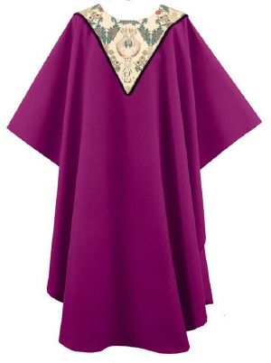 PURPLE TAPESTRY OF LIFE CHASUBLE_2