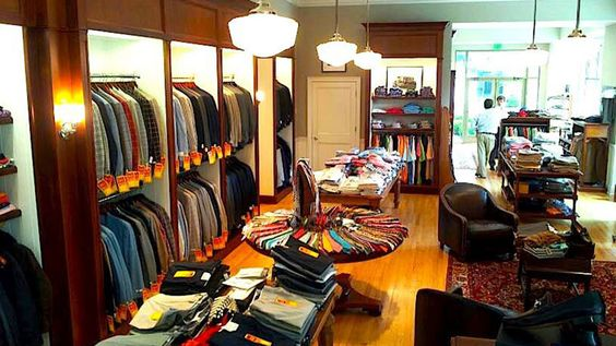 The Oxford Shop has a rich history in Nashville that began in 1961. An ideal upscale men's clothing destination. Sign up for their rewards program & get $5: https://www.springrewards.com/places/29061