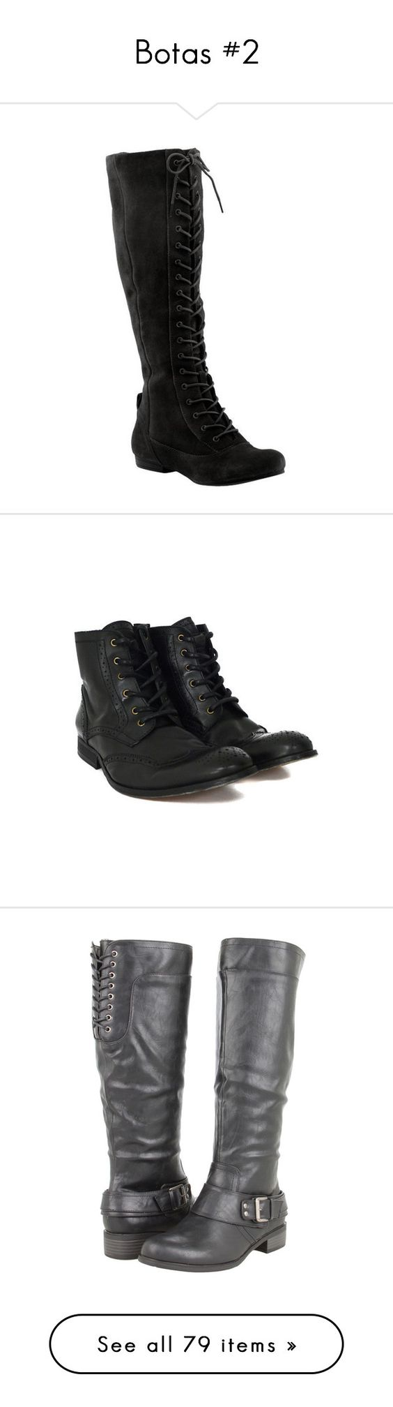 """Botas #2"" by franca-helo ❤ liked on Polyvore"