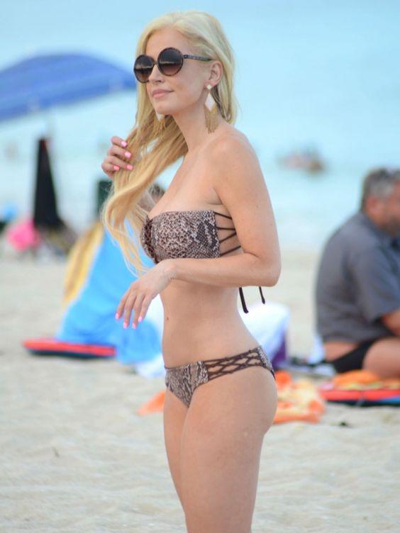 Lisa Opie Ana Braga Bikini | ana brag a
