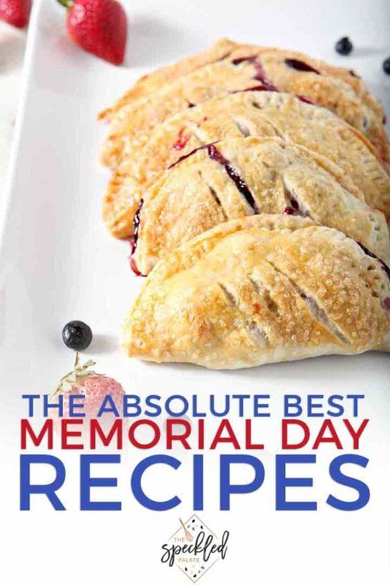 Memorial Day Recipes | Memorial Day Weekend Recipe Inspiration