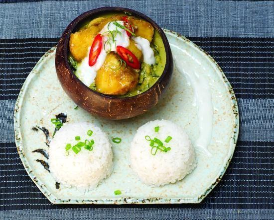 Amok là một trong những món ngon nổi tiếng cũng được xem như tinh túy của ẩm thực Campuchia