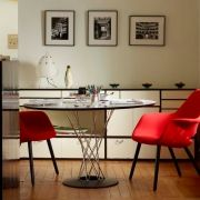 Table Dining Table & Fauteuils Organic