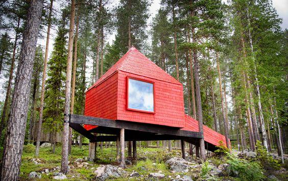 Treehotel Finland