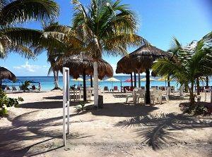Es el Costa Maya en Mexico.