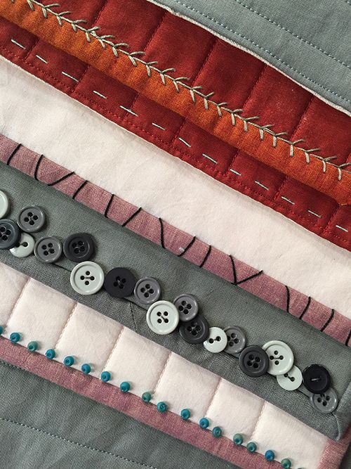 Bespoke Edges By Jane Davila Guest On Quilting Arts Tv