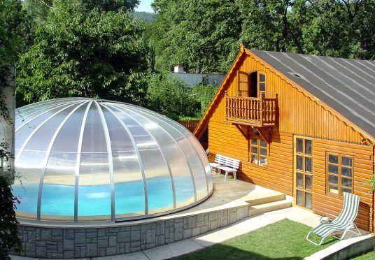 High Level Pool Dome High Level Pool Enclosure My Pool Direct Swimming Pool Enclosures Pool Enclosures Oval Pool
