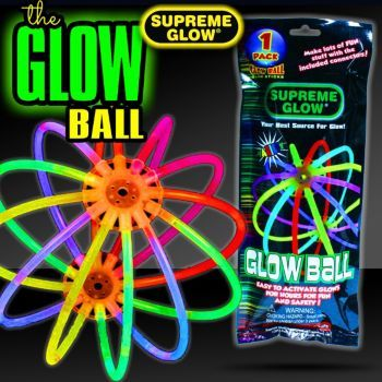 The Multi-Color Glow Ball