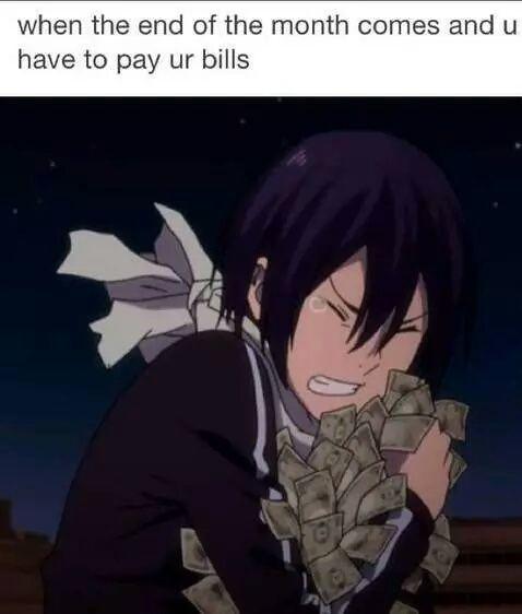 Noragami Memes